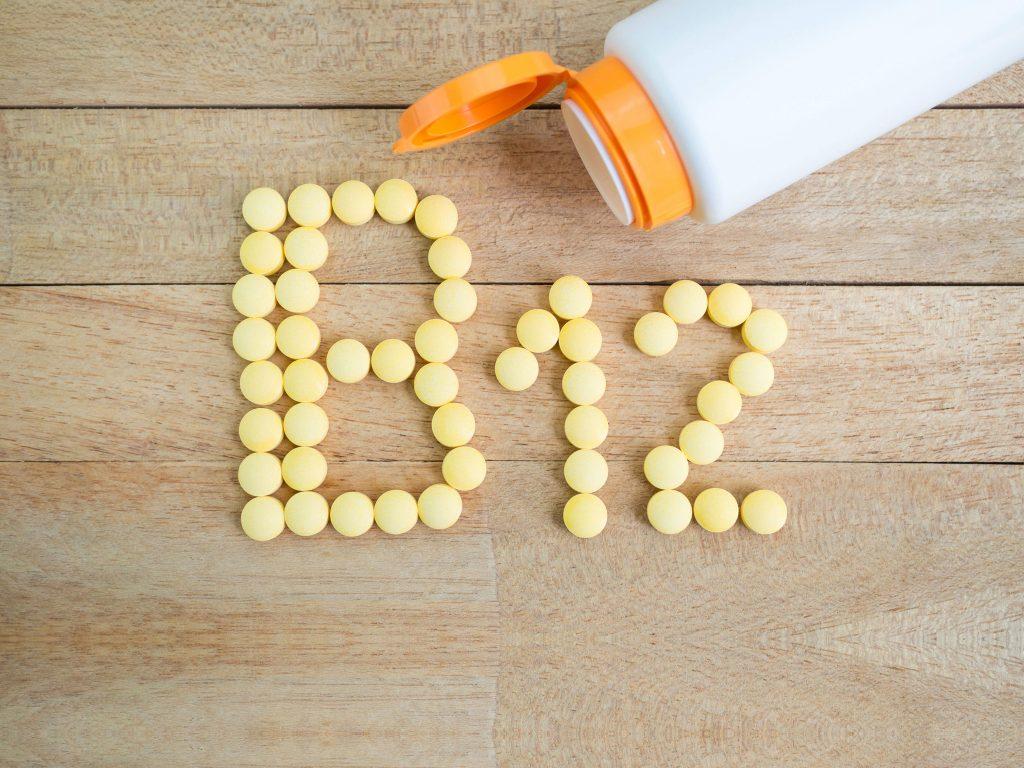 VITAMIN B12 TESTING
